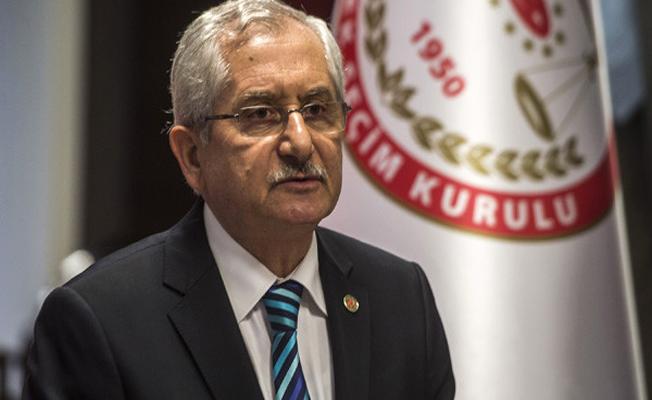 YSK Başkanı Sadi Güven Açıkladı! Bir Parti Daha Seçime Katılacak