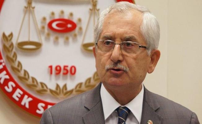 YSK Başkanı Sadi Güven'den İYİ Parti Açıklaması! Seçimlere Katılabilecek Mi?
