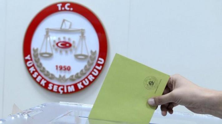 YSK'dan Seçim Müdürlüklerine Mesai Düzenlemesi