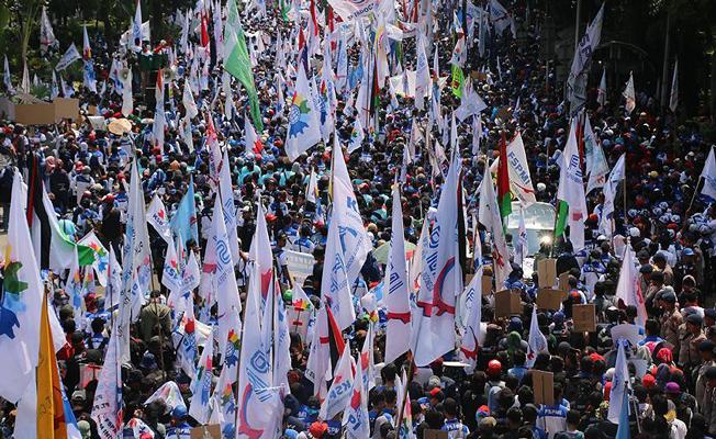 1 Mayıs Kutlamalarına 66 Şehirde 2016 Bin Vatandaş Katıldı
