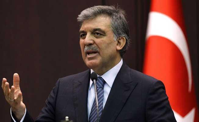 Abdullah Gül'den Flaş Genelkurmay Başkanı Akar Açıklaması!