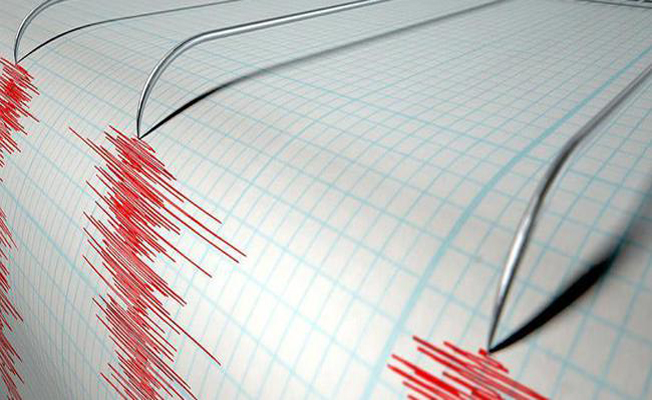Ağrı'da Akşam Saatlerinde Şiddetli Deprem