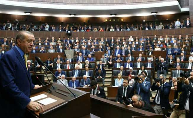 AK Parti Grubunun Yarısı Değişecek İddiası!