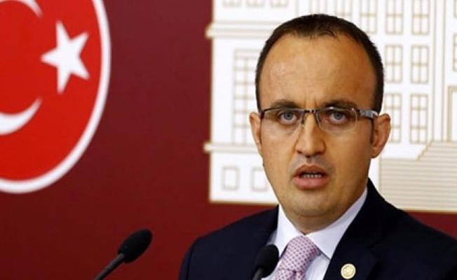 AK Parti Grup Başkanvekili Turan: CHP'nin Bu Kadar Pespaye Hale Gelmesini Kabul Etmek Mümkün Değil