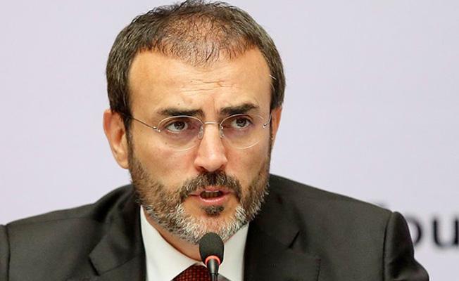 AK Parti Sözcüsü Mahir Ünal'dan Tamam Paylaşımlarına Tepki!