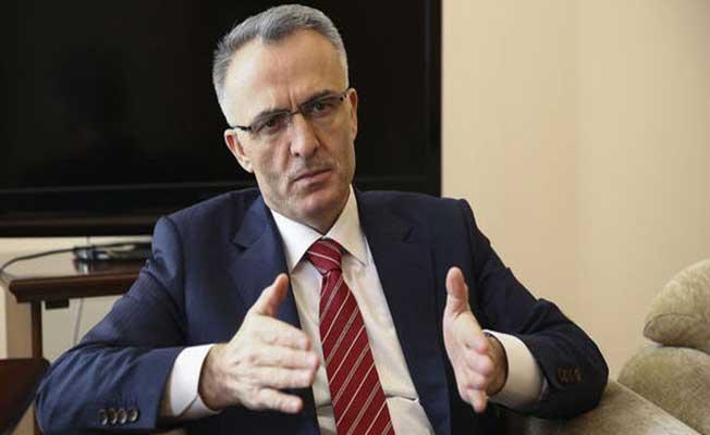 Akaryakıtta ÖTV İndirimi Hakkında İlk Açıklama Maliye Bakanı Ağbal'dan Geldi
