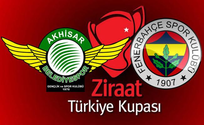 Akhisar Belediyespor Fenerbahçe Ziraat Türkiye Kupası Final Maçı Saat Kaçta?