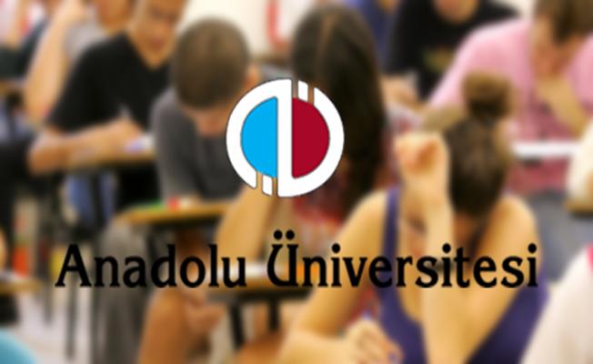 Anadolu Üniversitesi'nden DGS ve Üç Ders Sınavı Tarihlerine İlişkin Açıklama