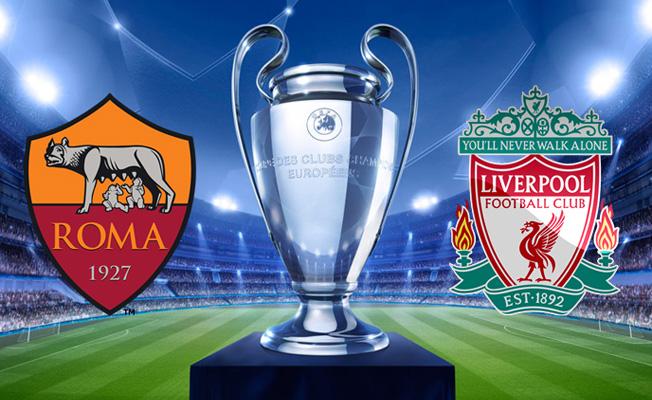 AS Roma Liverpool Şampiyonlar Ligi Maçı Saat Kaçta? Hangi Kanalda?