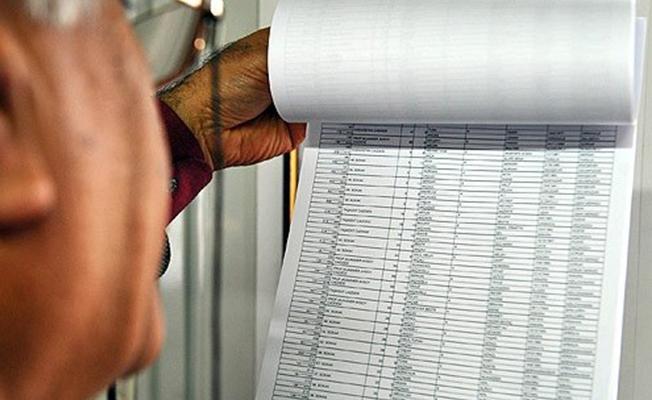 Askıya Çıkarılan Seçmen Listeleri İçin Son Gün!
