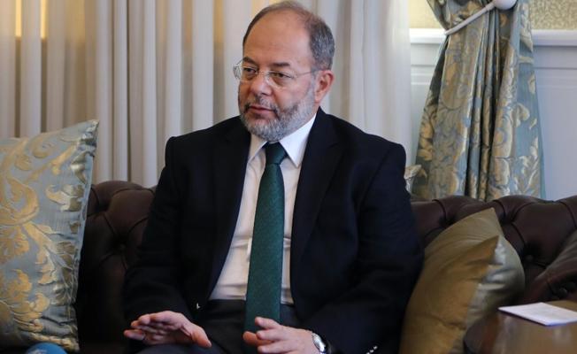 Başbakan Yardımcısı Akdağ AK Parti Erzurum Milletvekili Aday Adayı Oldu