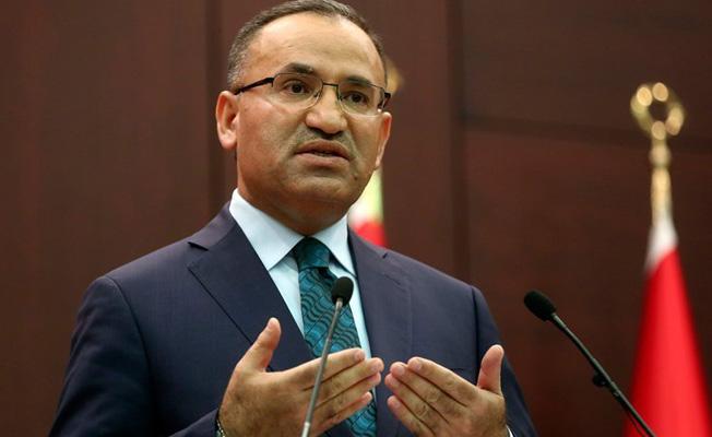 Başbakan Yardımcısı Bozdağ CHP'yi Aday Konusunda Eleştirdi