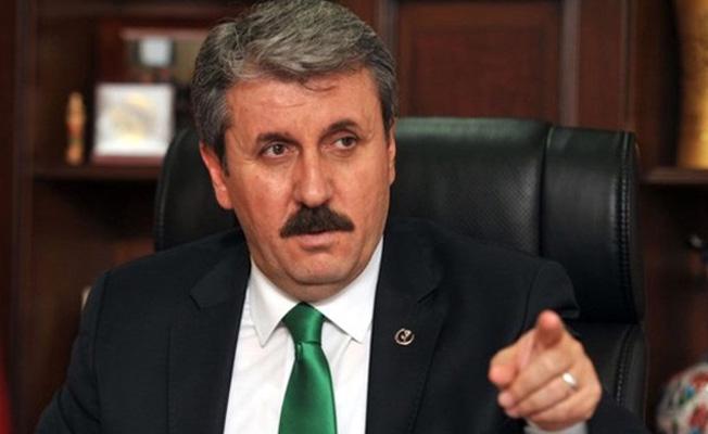BBP Genel Başkanı Destici: Her İki Seçiminde Kazananı Cumhur İttifakı Olacaktır