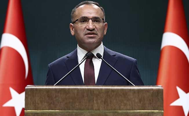 Bekir Bozdağ: Kılıçdaroğlu 7 Defa Kaybetti 8'inciyi Göze Alamadı