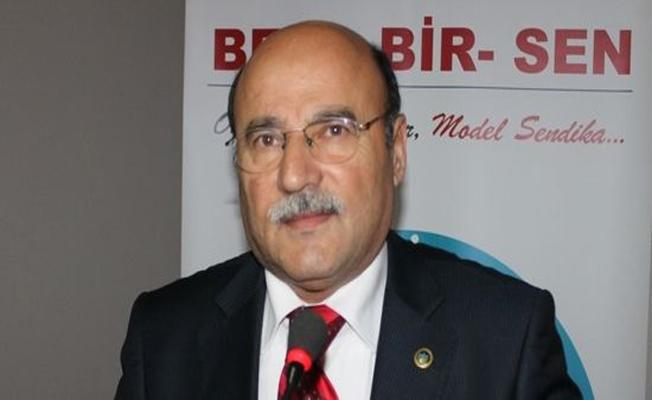 Çalışanlara 1000 TL Bayram İkramiyesi Verilecek Mi? BEM-BİR-SEN Başkanı Turbay'dan 'İyi Şeyler Olabilir' Açıklaması