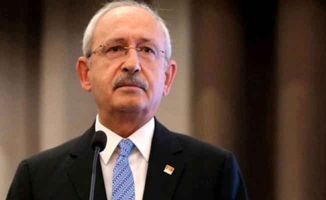 CHP Lideri Kılıçdaroğlu'ndan Filistin Paylaşımı
