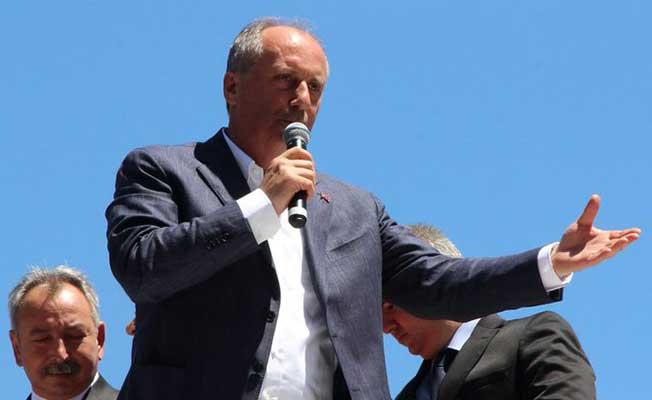 CHP'nin Cumhurbaşkanı Adayı İnce: Derdim Erdoğan'ı İndirmek Değil Doları, Faizi İndirmek