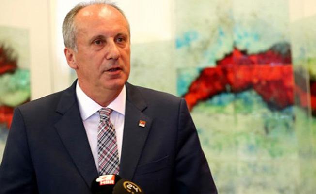 CHP'nin Cumhurbaşkanı Adayı Muharrem İnce Mal Varlığını Açıkladı