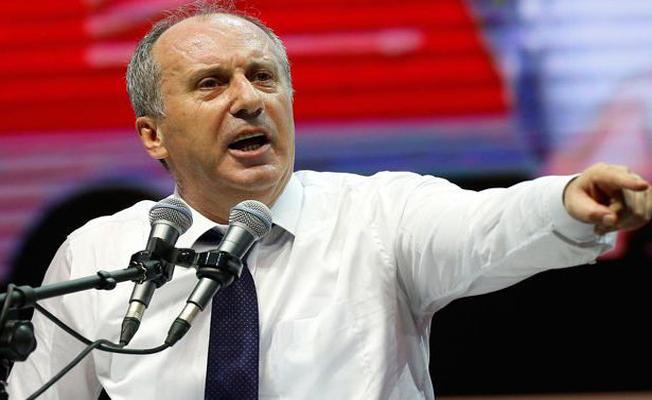 Cumhurbaşkanı Adayı Muharrem İnce: Benim Derdim Erdoğan'ı İndirmek Değil