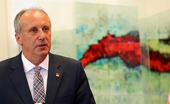 Cumhurbaşkanı Adayı Muharrem İnce'den HDP Açıklaması!