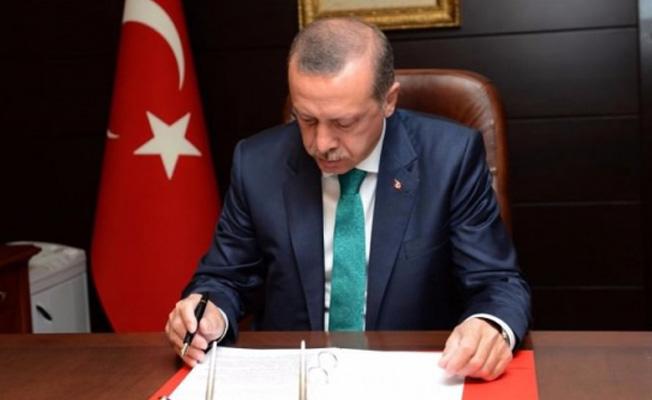 Cumhurbaşkanı Erdoğan 20 Yeni Üniversite Kurulmasını Öngören  Kanunu İmzaladı