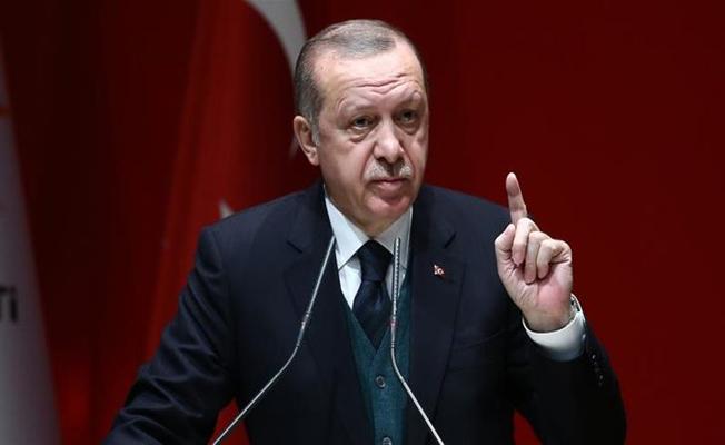 Cumhurbaşkanı Erdoğan: Afrin'de 4464, Kuzey Irak'ta 403, Yurt İçinde 350 Terörist Etkisiz Hale Getirildi