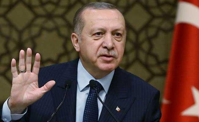 Cumhurbaşkanı Erdoğan: Bunlar İktidarda Olsa Vatan Elden Giderdi