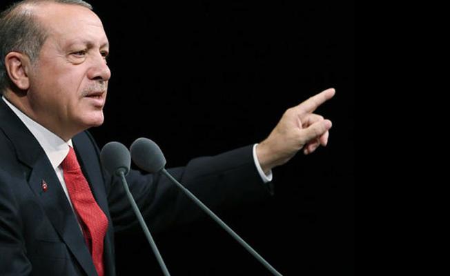 Cumhurbaşkanı Erdoğan'dan Abdüllatif Şener'e Sert Gönderme!