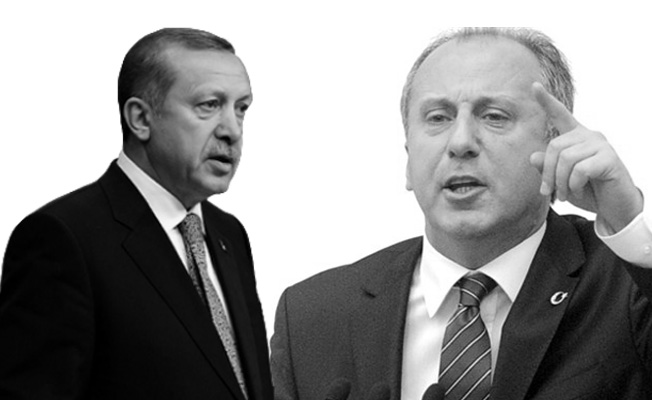 Cumhurbaşkanı Erdoğan'dan İnce'nin Randevu Talebine Cevap!