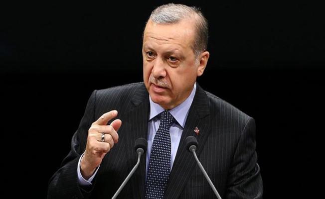 Cumhurbaşkanı Erdoğan'dan Netenyahu'ya Çok Sert Yanıt! Elinde Filistinlilerin Kanı Var