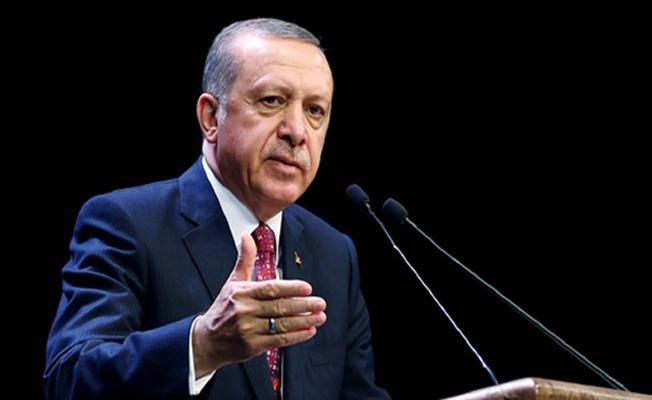 Cumhurbaşkanı Erdoğan'dan Sert İsrail Açıklaması! 'Bu Vahşet Başka Yerde Yaşansa Tüm Devletler Ayağa Kalkar'