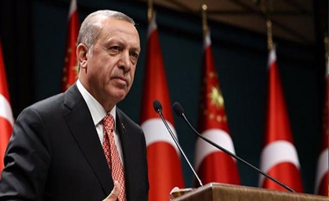 Cumhurbaşkanı Erdoğan'dan Sert Kudüs Açıklaması