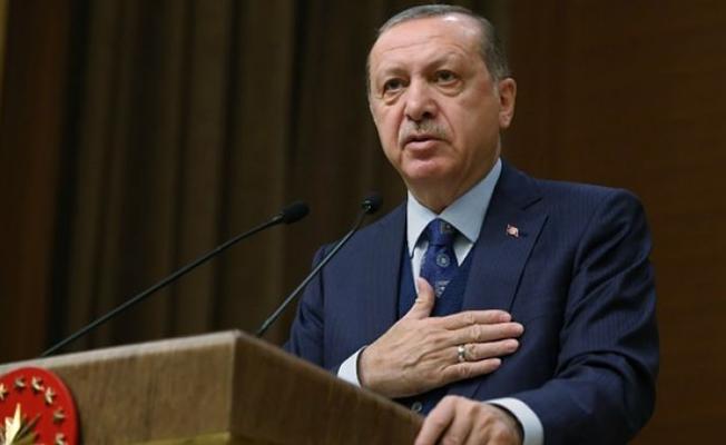 Cumhurbaşkanı Erdoğan: Dev Projeler Yapılacak