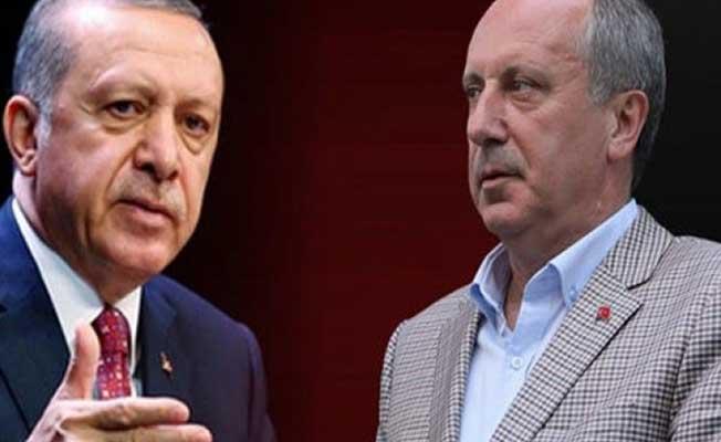 Cumhurbaşkanı Erdoğan İle Muharrem İnce'nin Ne Zaman Görüşeceği Belli Oldu !