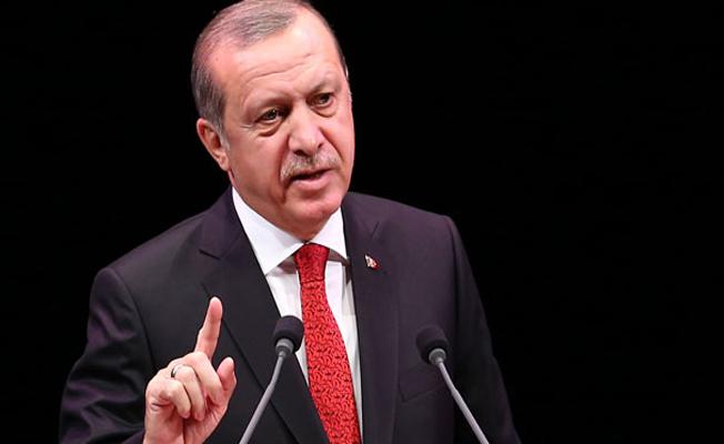 Cumhurbaşkanı Erdoğan'dan 'İsrail Bir Terör Devletidir' Açıklaması