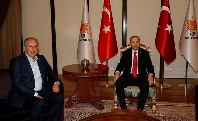Cumhurbaşkanı Erdoğan ve Muharrem İnce Görüşmesinin Detayları Belli Oldu!