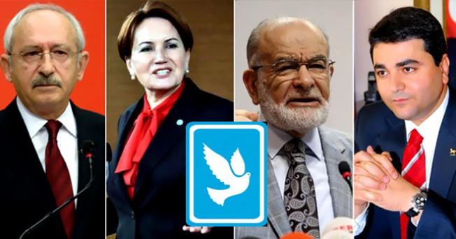 Demokratik Sol Parti (DSP) Seçimlerde 'Millet İttifakı'na Katılma Kararı Aldı