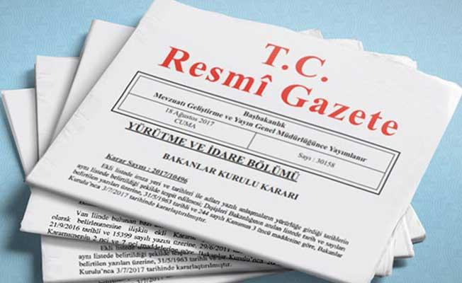 Diyanet İşleri Başkanlığına Ait Atama Kararları Resmi Gazete'de Yayımlandı