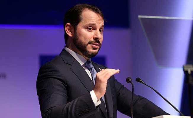 Enerji Bakanı Albayrak'tan Afrin Hakkında Açıklama