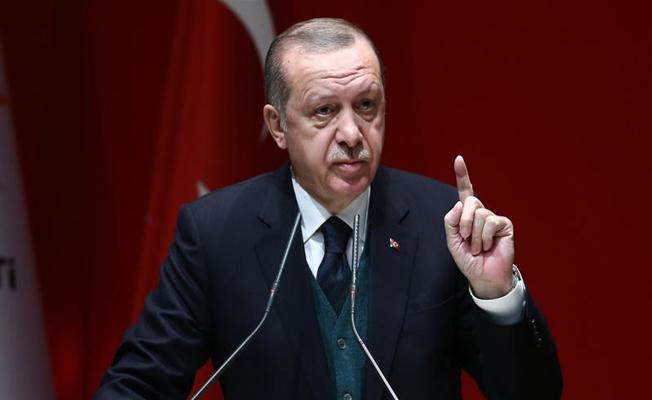 Erdoğan: 'Oyumu Cumhurbaşkanına Vereceğim ama AK Parti'ye Vermeyeceğim' Diyenler Münafık Çetesidir