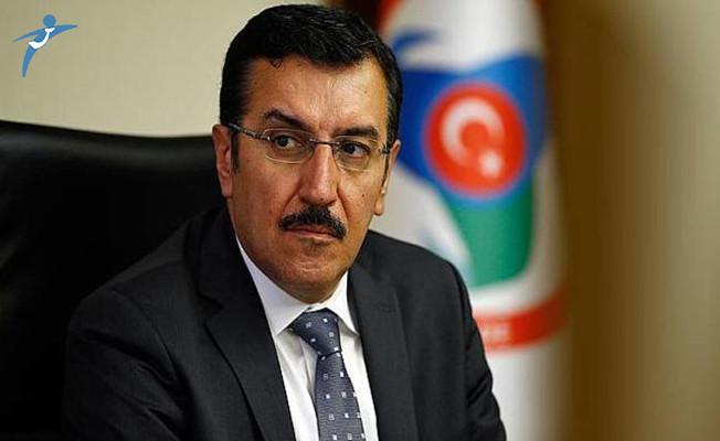 Gümrük Bakanı Tüfenkci: Seçimlerden Sonra 5 Milyon Gencimize İş Bulacağız