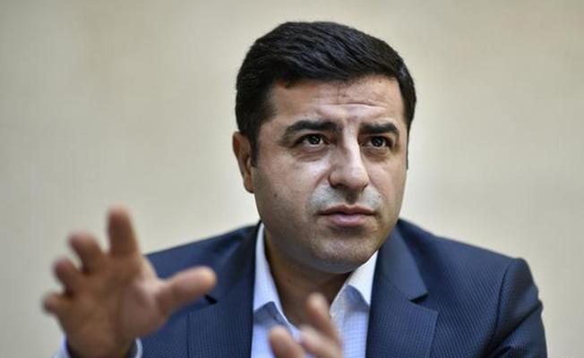 HDP'nin Cumhurbaşkanı Adayı Selahattin Demirtaş Mal Varlığını Açıkladı