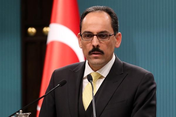 İbranim Kalın: Recep Tayyip Erdoğan ve Devlet Bahçeli Ortak Miting Düzenleyebilir