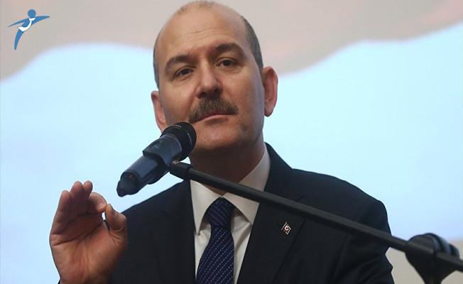 İçişleri Bakanı Soylu: Selahattin Demirtaş'tan Medet Umuyorlar