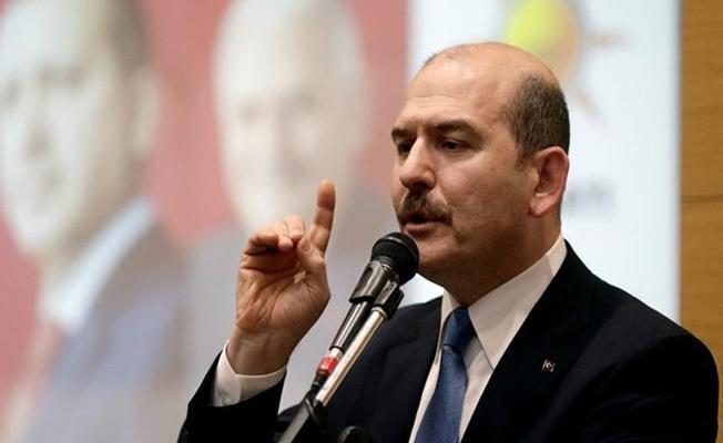 İçişleri Bakanı Süleyman Soylu'dan Seçim Güvenliği Açıklaması