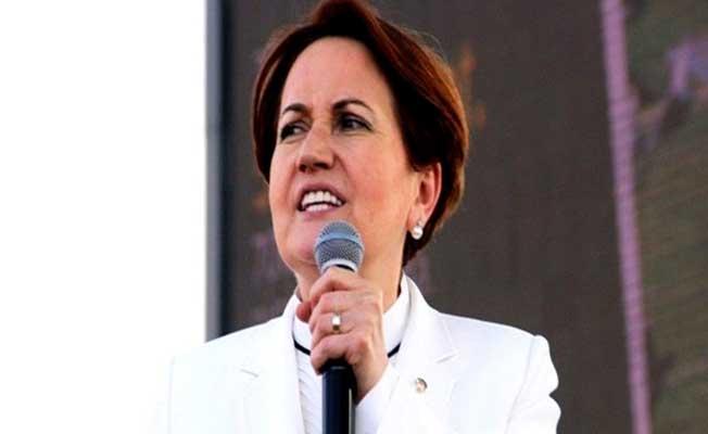 İYİ Parti Cumhurbaşkanı Adayı Meral Akşener Seçim Manifestosunu Açıkladı