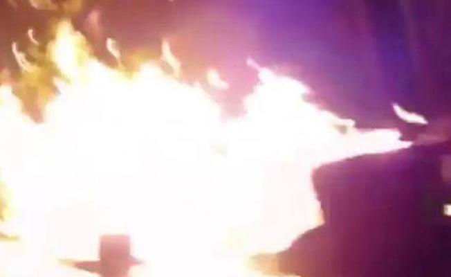 Londra'da Şiddetli Patlama! Çok Sayıda Yaralı Var!