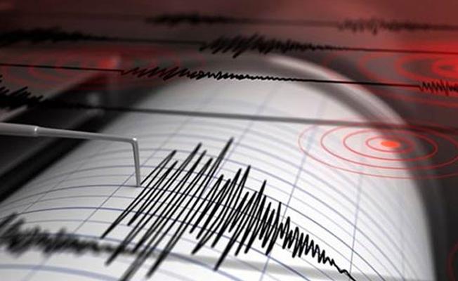 Manisa Akhisar'da Yürekleri Ağza Getiren Deprem