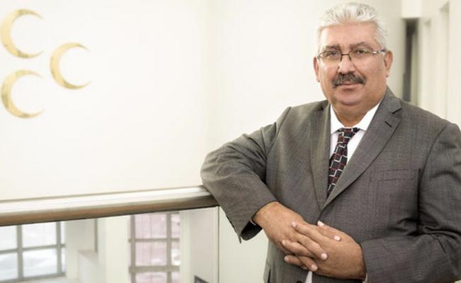 MHP Genel Başkan Yardımcısı Yalçın'dan İYİ Parti Saldırısı Hakkında Açıklama