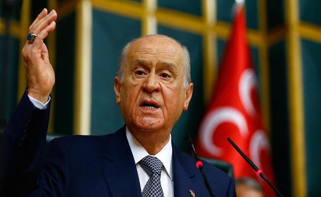 MHP Lideri Bahçeli'den FETÖ'nün Seçmen Ayağına İlişkin Uyarı!